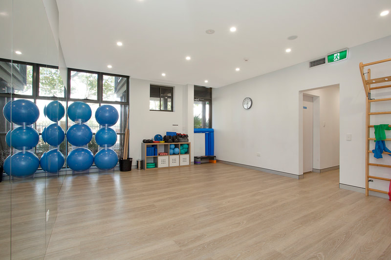 Pilates studio in Botany
