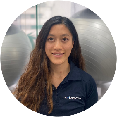 Esther Vu Physiotherapist